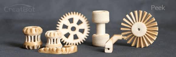CreatBot 3D Print Пример изображения w-05