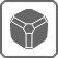 fully enclosed icon